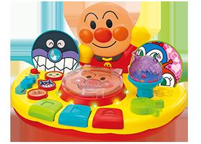 要出典 0歳 1歳 赤ちゃん クリスマスプレゼント セガトイズ アンパンマン ディスクでYEAH!うたっておどってミュージックプレイヤー