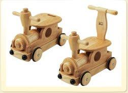 要出典 0歳 1歳 赤ちゃん クリスマスプレゼント 野中製作所 木's 乗用ポッポ