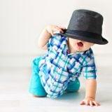赤ちゃん 子供 帽子