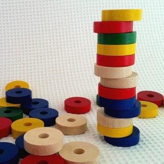 要出典 0歳 1歳 知育玩具 ニック プラステン