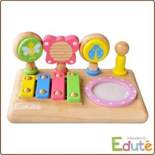要出典 0歳 1歳 知育玩具 エデュテ ファースト MUSIC SET