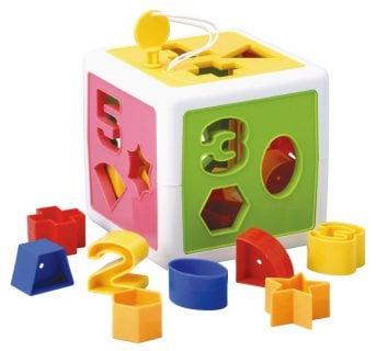 要出典 1歳 おもちゃ アガツマ パズルっこシリーズ かくっこパズル