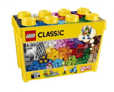 要出典 4歳 5歳 6歳 男の子 クリスマスプレゼント レゴ LEGO クラシック 黄色のアイデアボックス スペシャル
