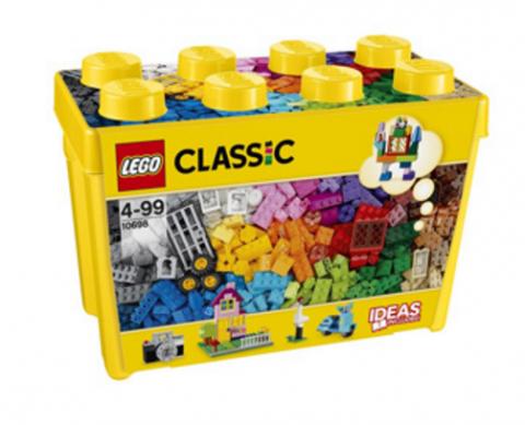 4・5・6歳の男の子に人気 レゴ (LEGO) クラシック 黄色のアイデアボックス<スペシャル>