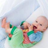 赤ちゃん パジャマ ベッド ねんね 寝る ご機嫌 布団