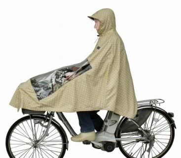 要出典 子供乗せ自転車用レインカバー マルト 自転車屋さんのポンチョ 窓付き