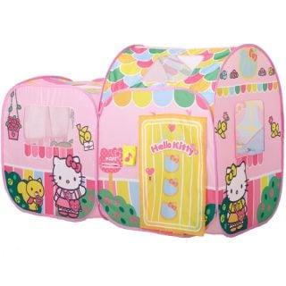 要出典 2歳 誕生日 女の子 プレゼント 野中製作所 ハローキティ あそびにおいでよ ままごとハウス