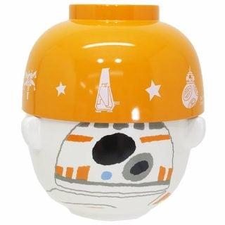 要出典 スターウォーズ グッズ サンアート スターウォーズ 汁椀・茶碗 セット ミニ BB-8
