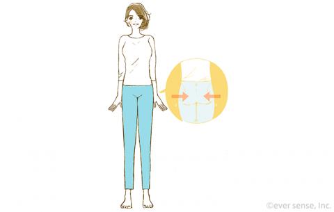 産後 妊娠 ストレッチ イラスト