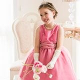 7歳 女の子 プレゼント キャサリンコテージ 子供ドレス パールシフォンドレス