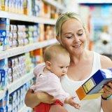 買い物 お菓子 ショッピング ママ 赤ちゃん 市販 ベビーフード コーンフレーク