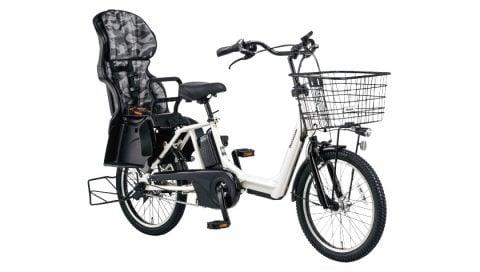 電動自転車 パナソニック ギュット・アニーズ 2016年モデル