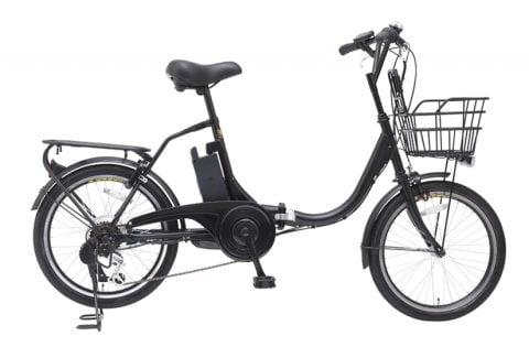 電動自転車 永山 スイフティ20 折り畳み式