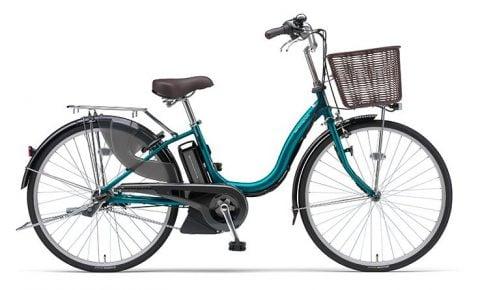 電動自転車 ヤマハ パス ナチュラM 2016年モデル