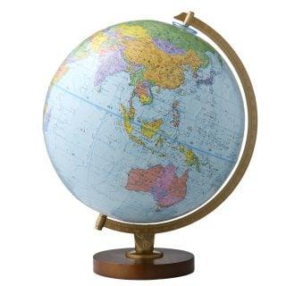 要出典 地球儀 子供 リプルーグル 地球儀 エンデバー型 球径30cm