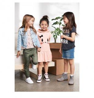 要出典 海外子供服 H&M エイチアンドエム