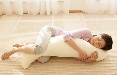 妊婦腰痛対策 王様シリーズ 王様の抱き枕 Lサイズ