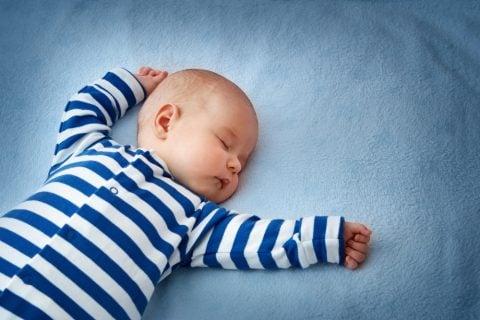 赤ちゃん 寝る 睡眠 お昼寝