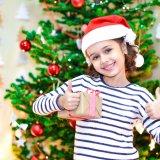 クリスマス プレゼント 交換 ツリー サンタ