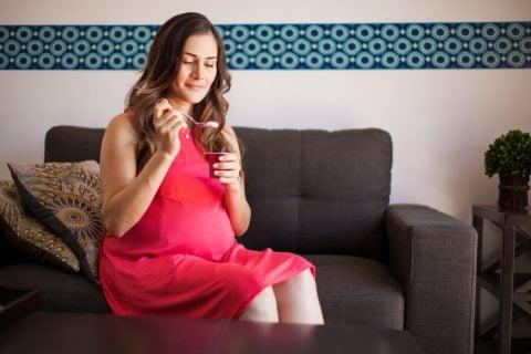 妊婦 ヨーグルト