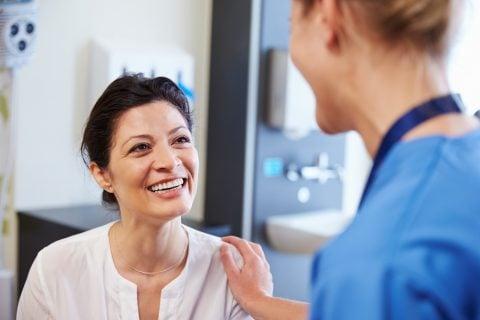 女性 医師 病院 相談 婦人科