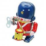 要出典 ブリキのおもちゃ ブリキトイ マーチングバンド スネア