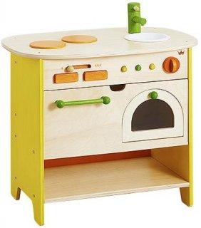 要出典 ままごとキッチン エド・インター 森のあそび道具シリーズ 森のアイランドキッチン