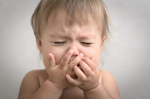 赤ちゃん 風邪 咳