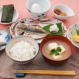 朝ごはん 朝食 米 食事 栄養
