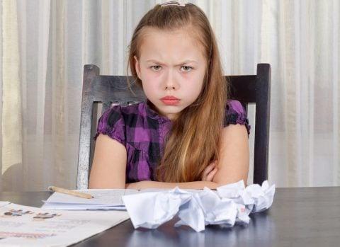 発達障害 学習障害 LD 勉強 宿題 女の子