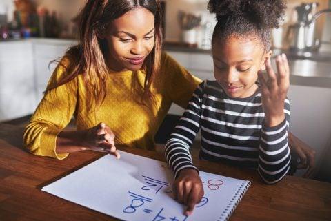 発達障害 学習障害 算数 学習サポート 親子 宿題