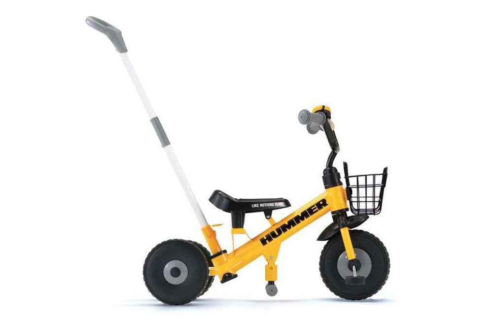 要出典 子供用の三輪車 ハマー 三輪車 かじとり