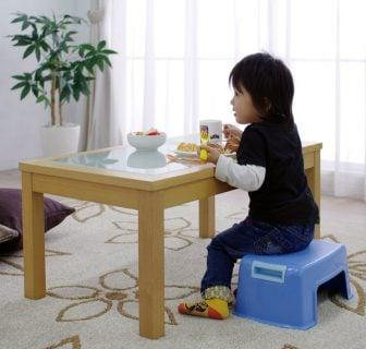 子供用踏み台 アイリスオーヤマ キッズステップ 1段