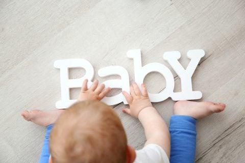 赤ちゃん 言葉