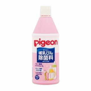 哺乳瓶消毒グッズ ピジョン 哺乳びん除菌料