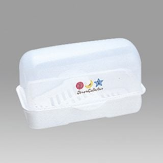 哺乳瓶消毒グッズ レック Dream Collection 電子レンジ用ほ乳びん消毒器