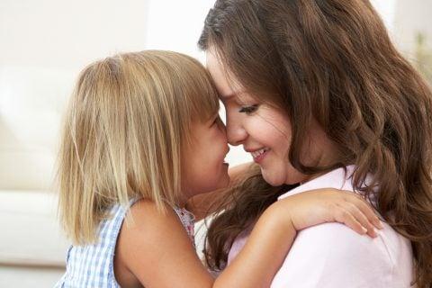 子供 ママ 親子 女の子 笑顔