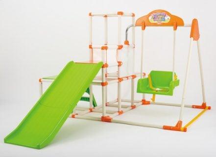 要出典 2歳児のおもちゃ 野中製作所 おりたたみロングスロープキッズパークSP
