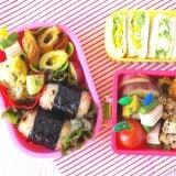 3歳児 お弁当 レシピ
