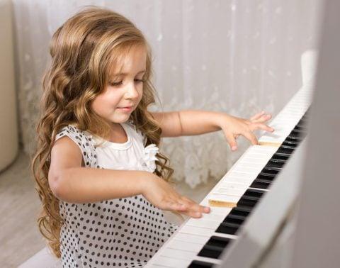 子供 習い事 ピアノ 楽器