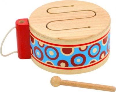 要出典 太鼓 おもちゃ アイムトイ クラシックドラム