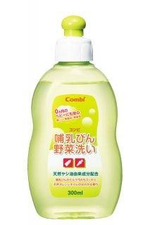 哺乳瓶用洗剤 コンビ 哺乳びん野菜洗い