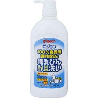 哺乳瓶用洗剤 ピジョン 哺乳びん野菜洗い