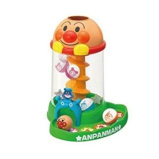 要出典  アンパンマン おもちゃ 1歳 0歳  ジョイパレット アンパンマン にぎって!おとして!くるコロタワー