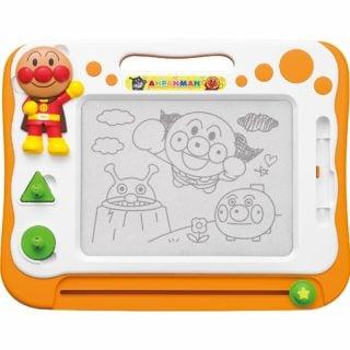 要出典  アンパンマン おもちゃ 1歳 0歳 アガツマ アンパンマン 天才脳らくがき教室