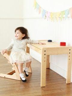 要出典 幼児 子供机 椅子 子供机 大和屋 ブォーノ アミーチェ デスク チェア セット