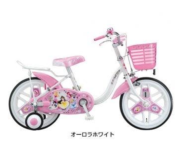 3歳自転車 ブリヂストン ディズニープリンセス