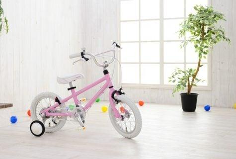 3歳自転車 アルコバ ハイクオリティー 子供用自転車