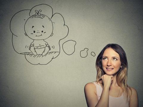 女性 プレママ 赤ちゃん 想像 妊娠希望 ベビ待ち