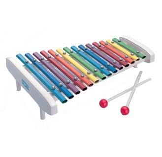 楽器のおもちゃ 河合楽器製作所 パイプシロホン 14S